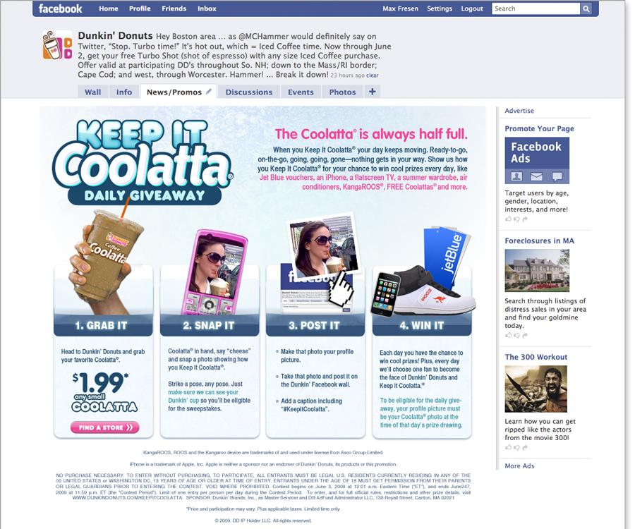 Keep It Coolatta | 2009