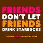 DunkinBeatStarbucks.com | 2008