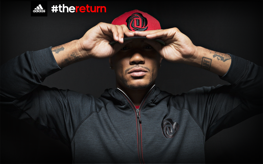 D-Rose #TheReturn | 2012