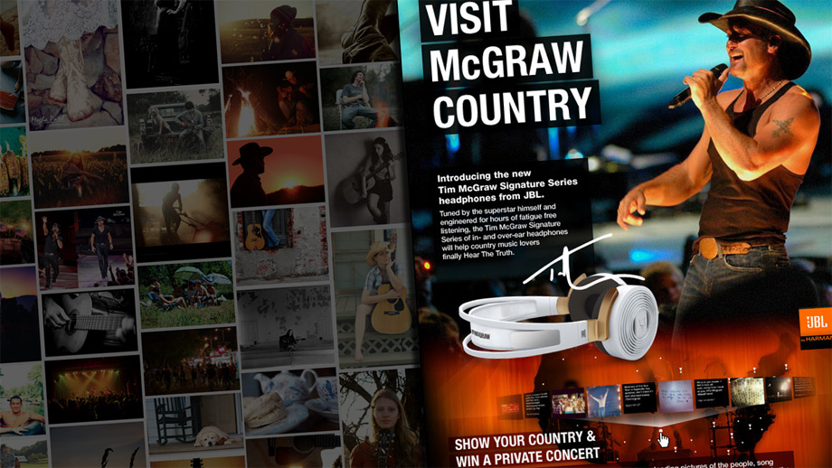 JBL Show Your Country | 2012